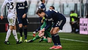 Golpe forte para a Juventus na corrida para o topo!