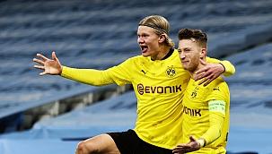 Registro de Marco Reus! Dortmund fez história