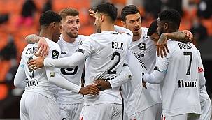 Yusuf assistiu, Lille relaxou na liderança com 4 gols!