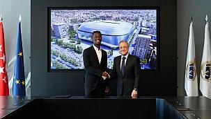 Os primeiros passos de Camavinga no Real Madrid