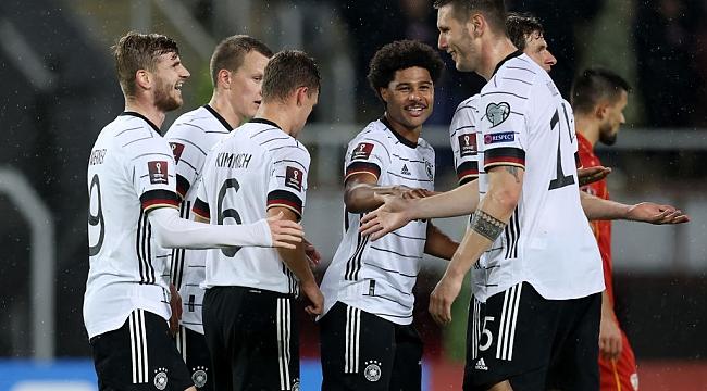 Alemanha é a 1ª seleção a conquistar uma vaga para a Copa do Mundo de 2022