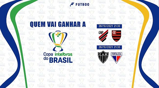 Quem vai ganhar a Copa do Brasil 2021?