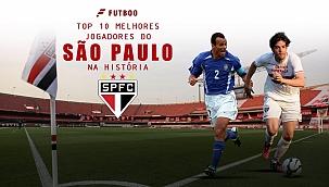 Top 10 melhores jogadores do São Paulo na história